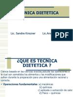 Tecnica Dietetica Clase1