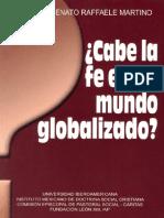 Portada Cabe la fe en un mundo globalizado?