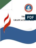 Trabajo de Graduación i - 2016