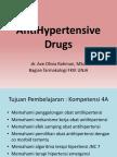AntiHypertensive Drugs2018