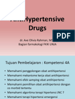 AntiHypertensive Drugs2018