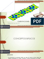 cimentaciones introduccion
