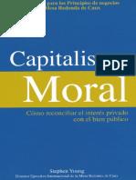 Portada capitalismo moral