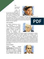 5 Personajes Que Aportaron a Guatemala