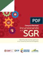 Cartilla Concurso Incursionando en El SGR