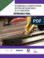 0014-F-11032015 Estudio de Competitividad de La Industria Metalmec Nica Parte 1