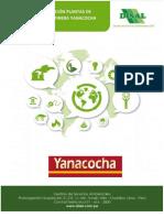 Informe de Optimización de Plantas de Tratamiento