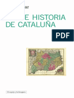 Breve Historia de Cataluña - Vilar, Pierre