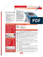 Electro Therapy Equipment-Firing EVO
