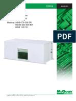 McQuay_MDB-ER_Technical_manual_Eng.pdf