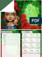 Agenda Frida 2018