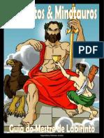Labirintos & Minotauros - Guia Do Mestre de Labirinto