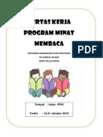 Kertas Kerja Program Minat Membaca