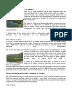 Laguna Chicabal Quetzaltenango