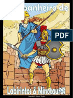 Labirintos & Minotauros - Companheiro de Labirintos e Minotauros