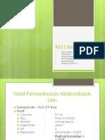 Urin kel 1
