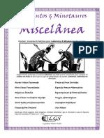 Labirintos & Minotauros - Miscelânea - Edição de Jubileu de Prata