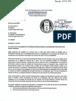 Carta COAI to JCF Proyecto Critico Energy Answers 2018.01.16