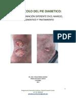 Protocolo de Pie Diabetico