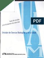 Guía_uam_ciencias Biológicas y de La Salud