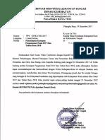 1. Surat Kesiapan Pengamanan Natal Dan Tahun Baru