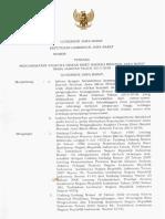 Keputusan Gubernur DRD