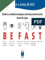 NEU4190 BE FAST Infographic Info Sheetsm F