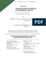 Garnet BioTherapeutics Response Brief