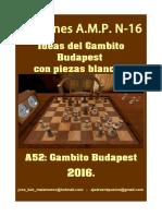 16 Gambito Budapest B