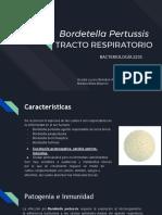 Bordetella Pertussis - BACTERIOLOGÌA - Acosta B., Medina M. - 2235