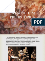 La Escultura Prehistórica