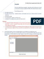 RG-1000e Upgrade Guide