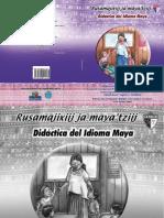 23-Didáctica Del Idioma Maya