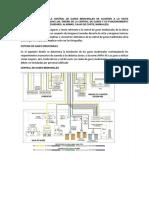 Informe de La Central de Gases Medicinales
