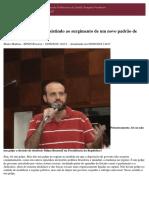 Escola Politecnica de Saude Joaquim Venancio - Talvez a Gente Esteja Assistindo Ao Surgimento de Um Novo Padrao de Golpe - 2016-09-06