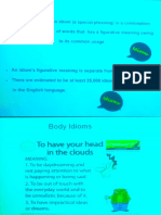 Idioms (1)