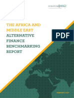 2017 Ccaf Africa Middle East Alternative Finance Report