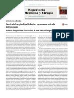 FASCICULO LONGITUDINAL INFERIOR