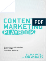 Content Marketing Playbook_- Sujan Patel