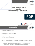 Josy Datacentre 12juin2012 Free Cooling Air Direct