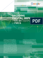BCG Google Digital Impact in FMCG Sep2017