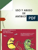 Uso y Abuso de Antibioticos y Corticoesteroides (1)
