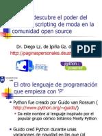 Python - Eside