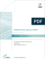 Whitepaper Multiple Antenna Systems