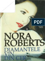 Nora Roberts - Diamantele Vin Din Cer