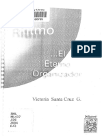 Victoria Santa Cruz - Ritmo el eterno organizador