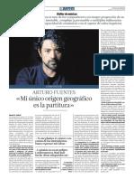 Atelier de músicas (13-01-18) Arturo Fuentes