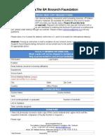 Desk Copy Request Form