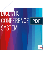 DICENTIS Conference System