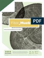 Catálogo de Fichas Técnicas de mobiliario de Fitor Forestal